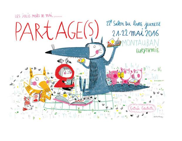 Salon du livre jeunesse 2016 reel recherche l cole - Salon livre jeunesse ...